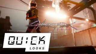 Cyberpunk 2077: Quick Look (Video Game Video Review)