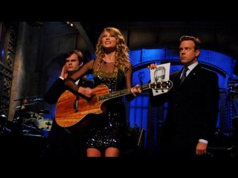 Taylor Swift  - Musical Monologue (SNL) Sub Español and Lyrics