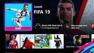 FIFA 19 *NEW* DEMO LAUNCH!!