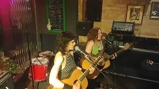 Three Seconds   Just Jillian and Carmen Toth live at TO Lounge