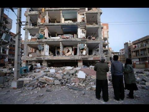 "Prophecy Alert: ""7.3 Mega Quake Iran & Iraq / 6.5 Costa Rica"""
