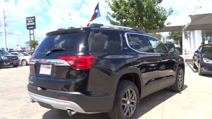 2017 Gmc Acadia San Antonio Austin New Braunfels