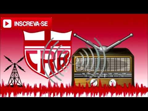 CRB 2x2 Náutico - gols  na Voz de Wellington  Martins Radio  CBN - Maceió
