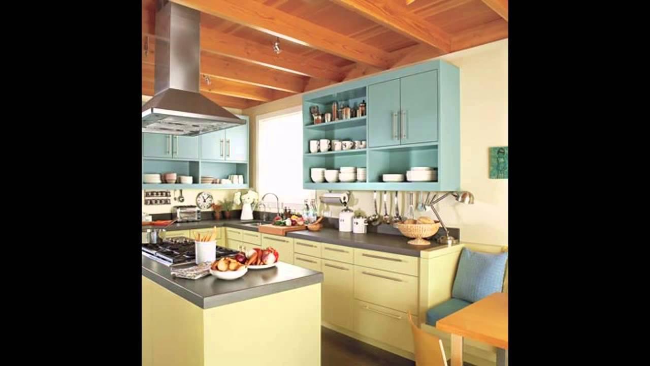 Vintage kitchen ideas - Home Art Design Decorations - YouTube