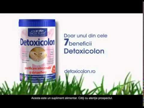 am slabit cu detoxifiant dacia plant)