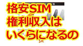 格安SIMの権利収入はいくらなの?おすすめ格安SIM 格安SIMの権利収入最強◆格安SIM 格安スマホ おすすめ SIMロック解除 MNP 5G WiFi スマートホーム かけ放題 スターサービス◆