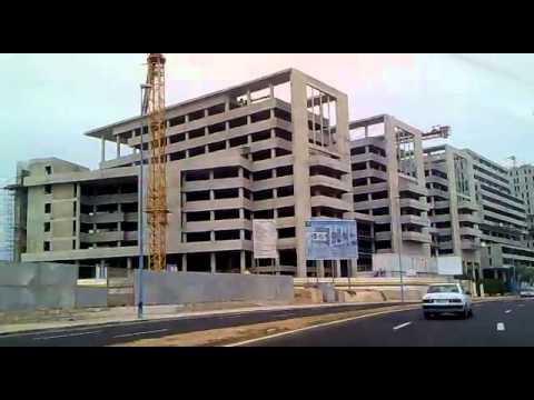 Casablanca Projet Marina en Construction  (22.08.2010) Morocco Maroc