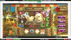 Saturday Slots (Online Casino Bonus Compilation) + £50 Winners