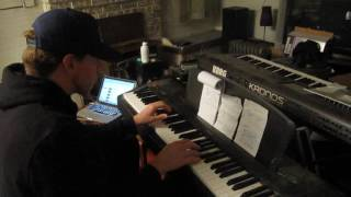 jay z song cry piano cover