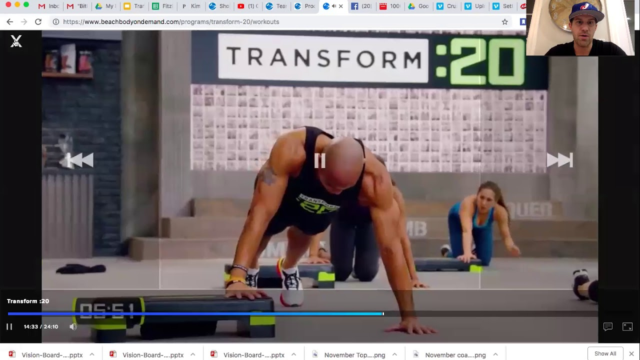How Coaches can access the Transform 20 FREE Sample Workout!