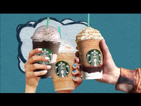 Starbucks Just Brought Back Its Frappuccino Happy Hour