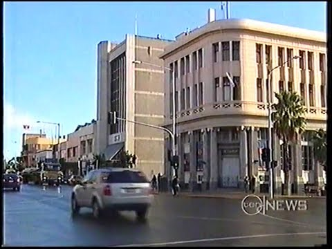 Ford Geelong factory closure story (Ten news 2007 report)