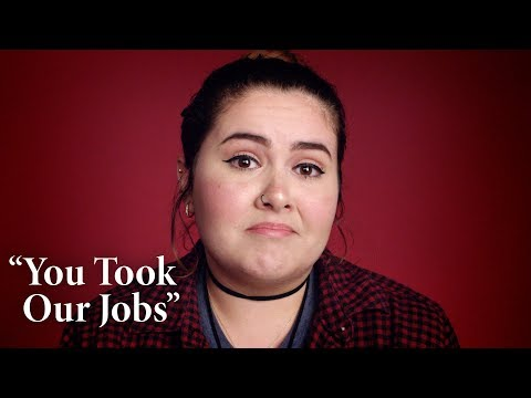 You Took Our Jobs | Immigrants | One Word | Cut