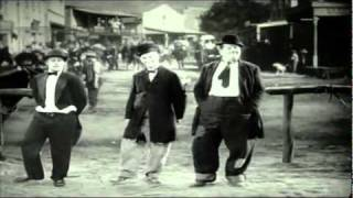 A Mashup Video Tribute to the Great Laurel & Hardy. Fussinix mix by...
