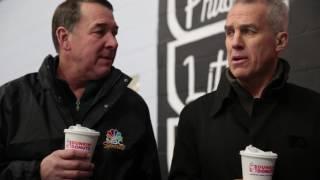 Milbury, Watson Brothers bonus footage: Part 1