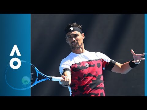Horacio Zeballos v Fabio Fognini match highlights (1R) | Australian Open 2018