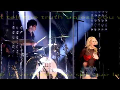 Ellie Goulding - Salt Skin (Lyrics) + (Subtitulada al Español)
