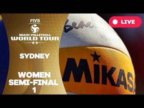 Sydney  2-Star 2017 - Women semi final 1 - Beach Volleyball World Tour