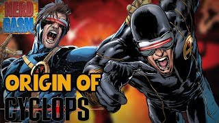 Origin of Cyclops   Leader of the X-Men