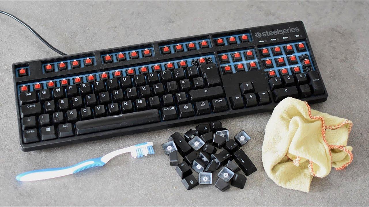 Sửa bàn phím cơ uy tín giá rẻ tại Hà Nội / nhận bảo dưỡng bàn phím chuột Dailyphukien.com.vn