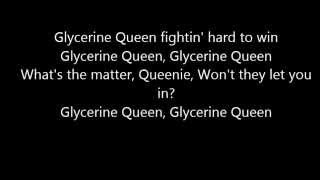 Glycerine Queen - Suzi Quatro Lyrics