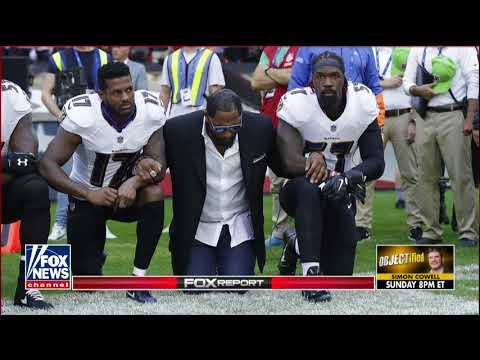 Ray Lewis on NFL kneelers