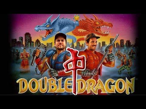DOUBLE DRAGON, Scott Decenzo and Alex Morin