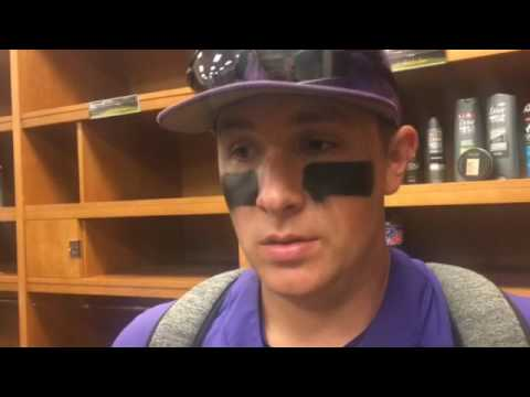 Michael Papierski on Russell Reynolds, the LSU bullpen and staying confident