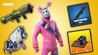 *NEW REMOTED MISSION / SKINS / MISSIONS* of Fortnite: Battle Royale