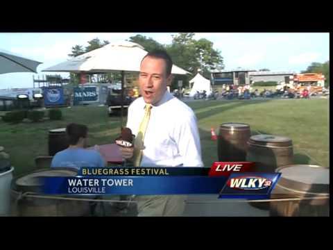Bluegrass and Bourbon Festival in full swing