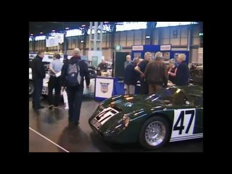Classic Restoration Show 2015 | Austin Healey Club Stand | Peter Dodson & Bob Kemp Interview