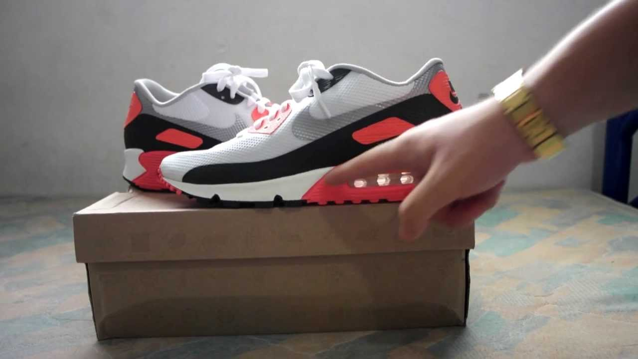 Nike Air Max 90 Hyperfuse Infrared