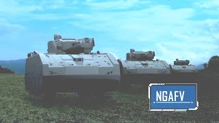 ST Engineering - The Future Digital Battlefield Combat Simulation [720p]