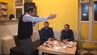 Yep Yeni Super Qirgin Deyisme Meyxana 2017 (Zamannan İşleyirsen) - Rüfet,İlqar,Fuad