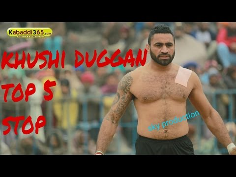 Khushi Duggan top 5 stop (Khushdeep singh duggan) On sky production