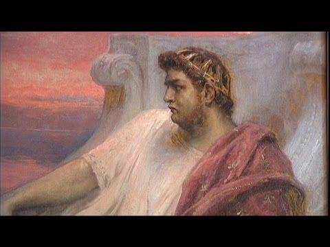 euronews science - Le Palais de Néron à Rome bientôt ouvert au public ?
