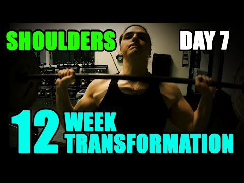 Arnold s blueprint to cutting chest back day 10 mp3 video mp4 3gp arnold schwarzeneggers blueprint to cut shoulders l 12 week transformation challenge l day 7 malvernweather Image collections