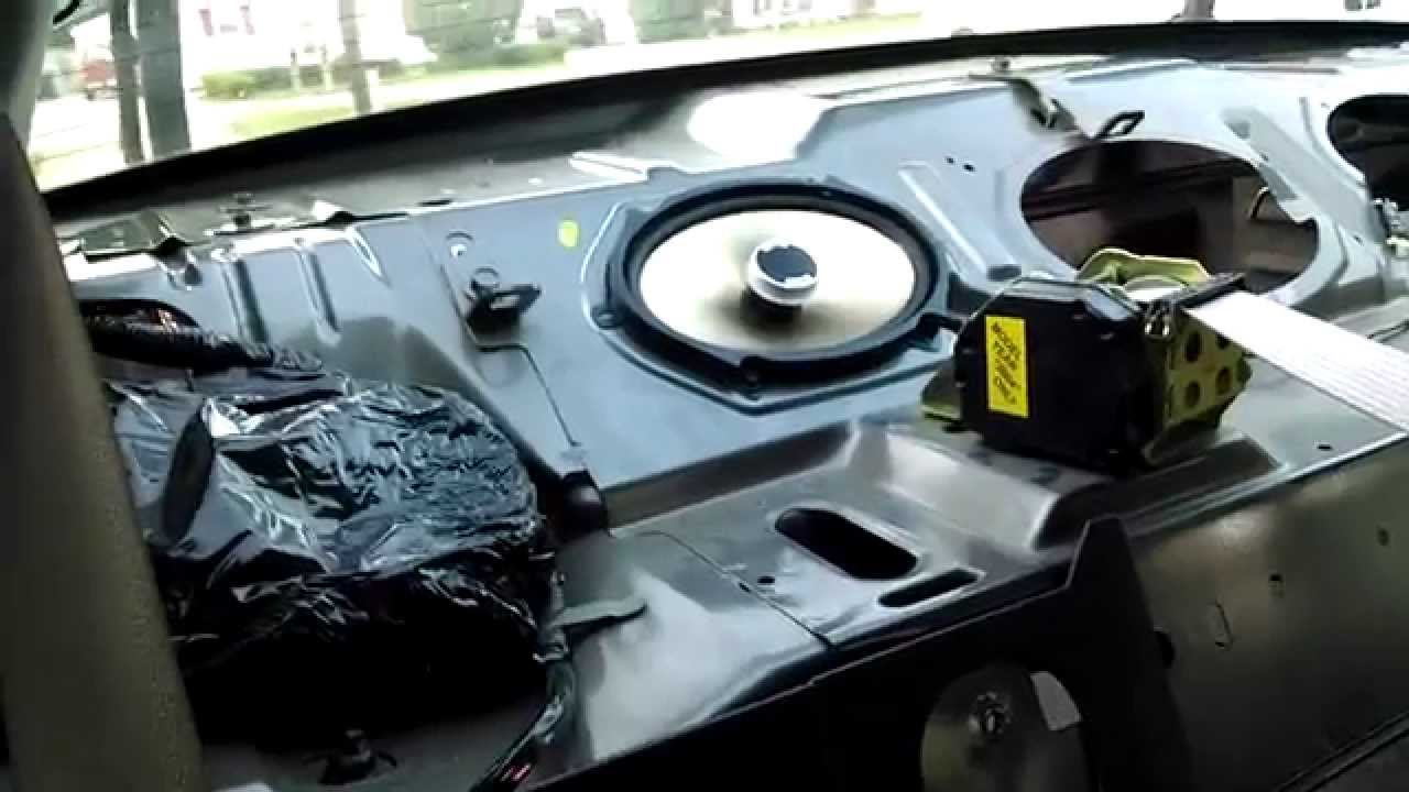 Ford Escape Stereo Wiring Diagram