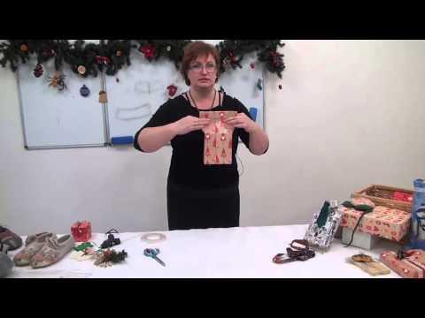 Упаковка Рубашка с галстуком Как красиво упаковать мужской подарок Ч.2