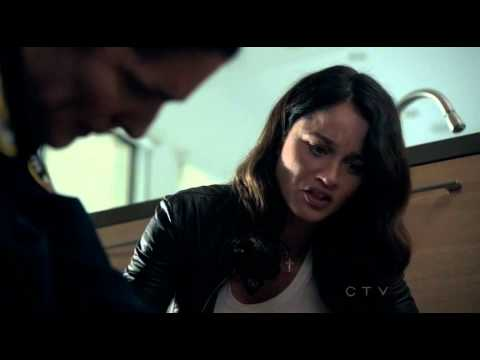 The Mentalist 5x02 | Devil's Cherry | Jane faints - YouTube