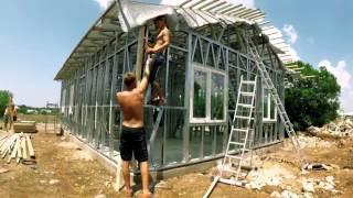 Строительство дома под ключ по технологии ЛСТК(, 2015-08-06T12:39:36.000Z)