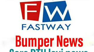DTH DISH USER LAYI GOOD NEWS FASTWAY CABLE TV