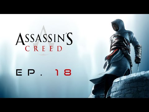 Assassin's Creed Ep. 18 - Majd Addin is Wearing a Shower Curtain