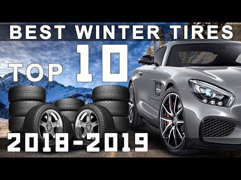 Top 10 Best Winter Tires For 2018-2019