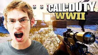 Angry Kids On Call of Duty WW2 #1