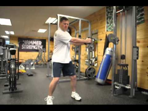 Golf Strength & Fitness – Core and hip pull – Grexa Golf