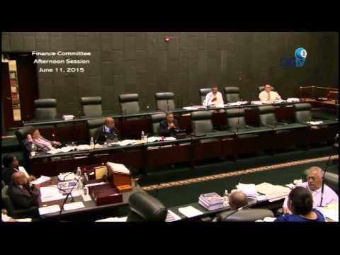 Finance Committee, June 11 2015 pt2
