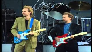Turn It On Again Medley - Genesis - Knebworth 1990 - Part 28