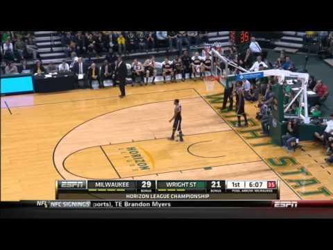 Wisconsin-Milwaukee vs Wright State HLT Championship