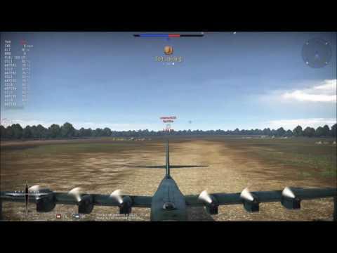 Landing a BV 238 + 3 kills